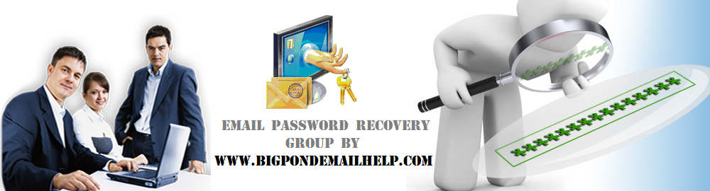 Bigpond Email Password Recovery