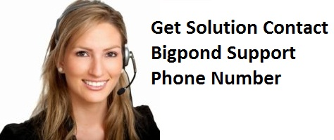 Bigpond support phone number